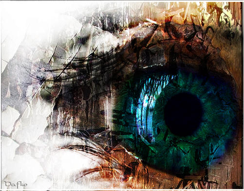 Dark Eye by Dafko