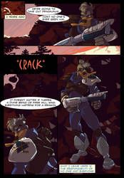 Breakaway 0-1 by Naon by emily-lorange