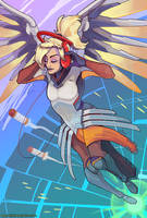 Above it All by emily-lorange
