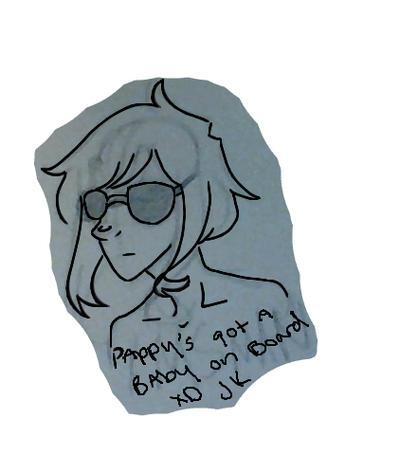 you go pappy by Rikciu