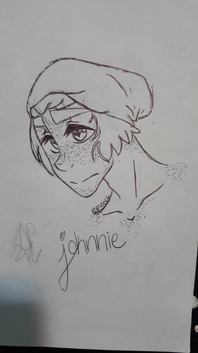 Johnnie by Rikciu