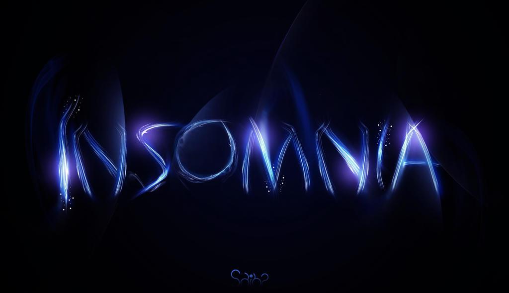 Insomnia by Saibz