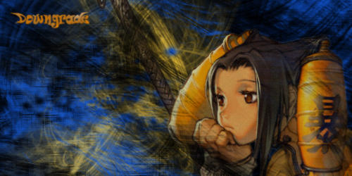 -I'M BACK- Abstract Anime Sig
