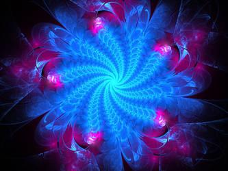 Pinwheel flower by coadykate