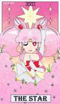 Sailor Moon|Star Tarot card