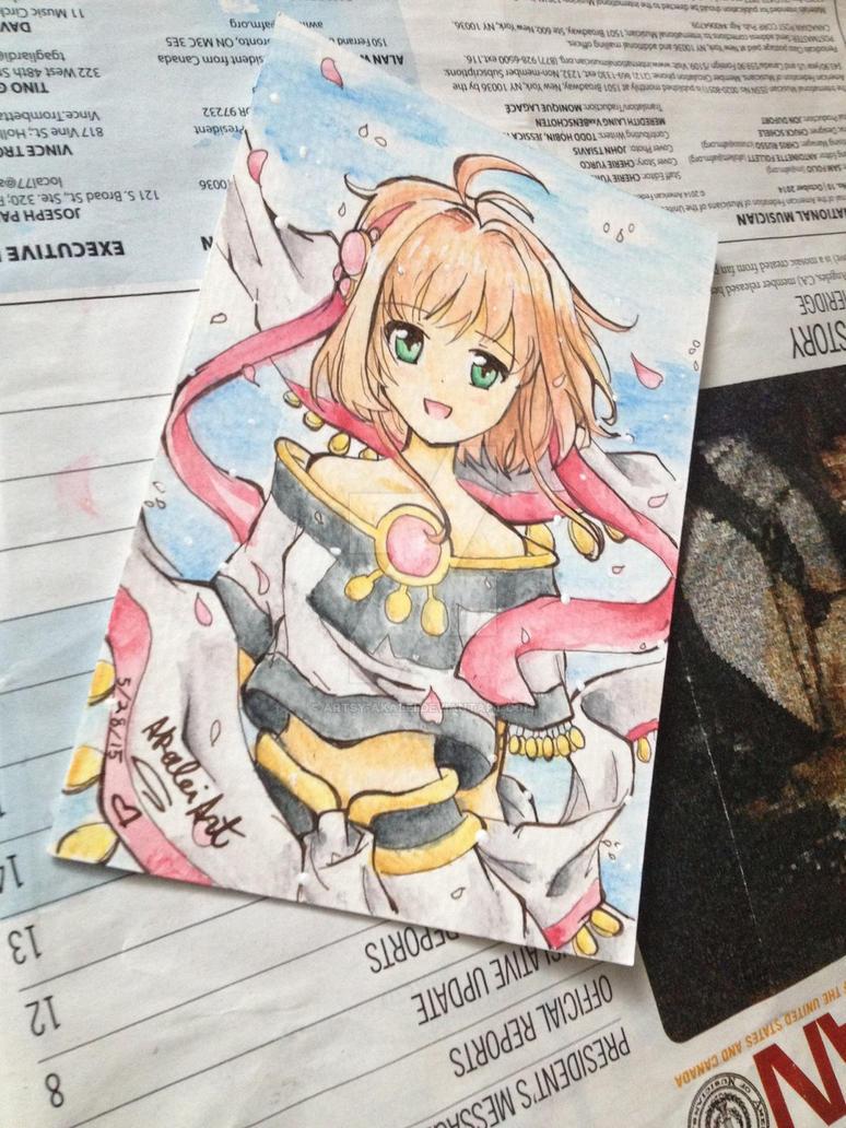 Watercolor Scrap #2 by artsy-akalei