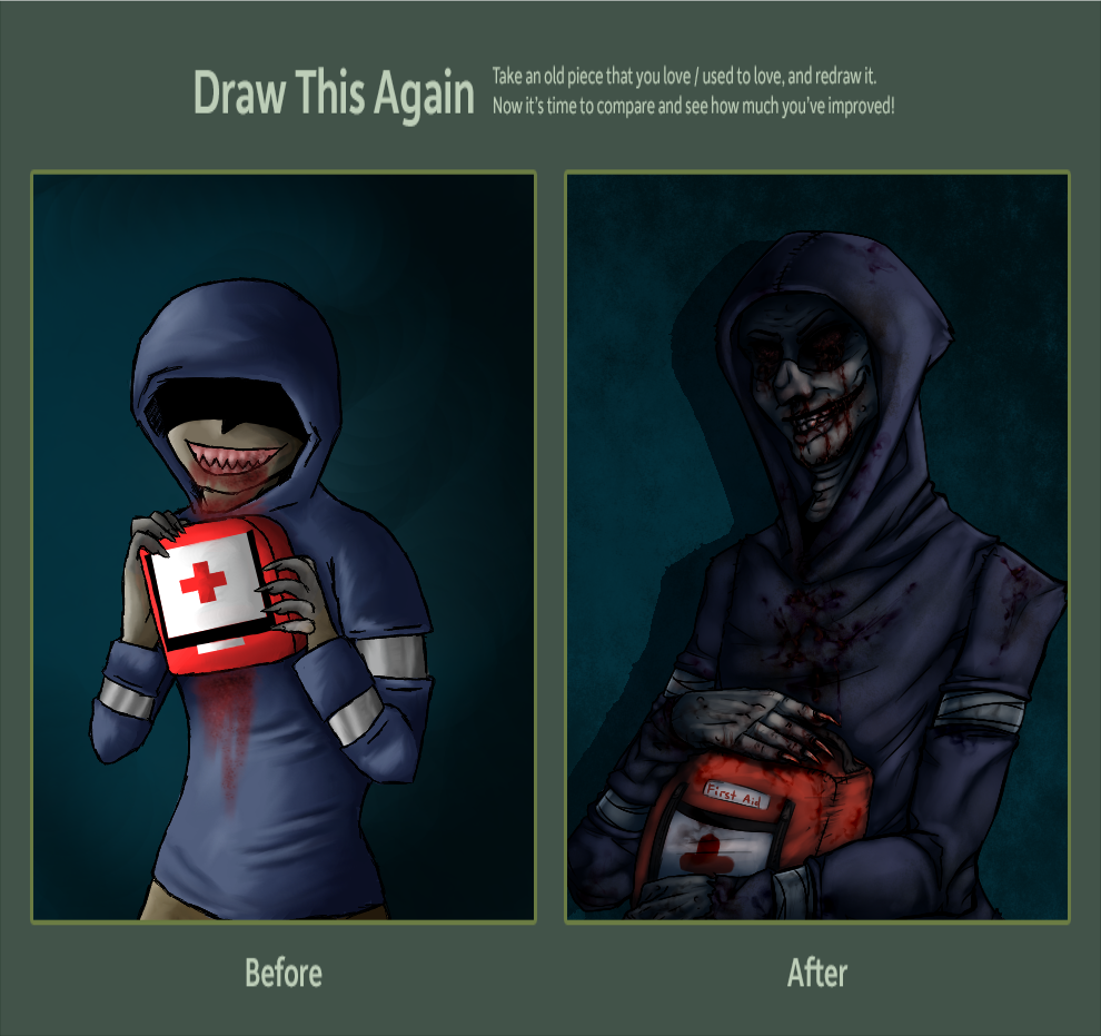 Draw This Again Entry by AccursedAsche