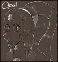 Opal by AccursedAsche