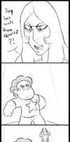 A Shocking Surprise (Short comic) by AccursedAsche