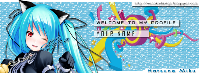 Cover Facebook Miku (Nanokodesign) by DanzM1kuExtend2nd on DeviantArt
