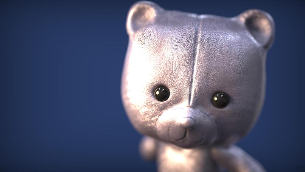 Shiny-Bear 5k by juzmental