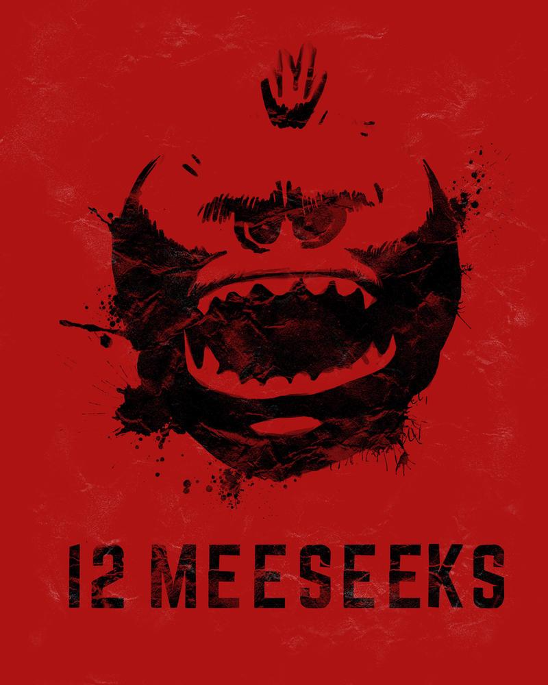 12 Meeseeks by juzmental