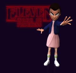 Eleven - WIP by juzmental