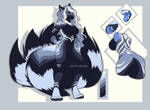Toko, The Wish Kitsune by TorvinDragonlord