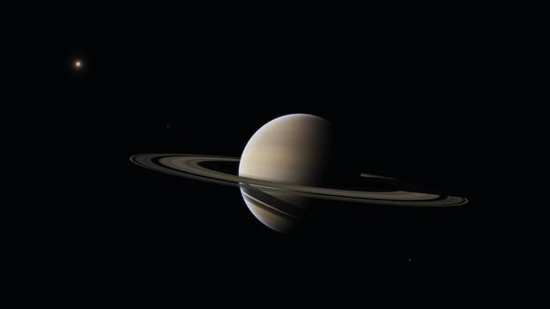 Saturn Alpha-Element Remake