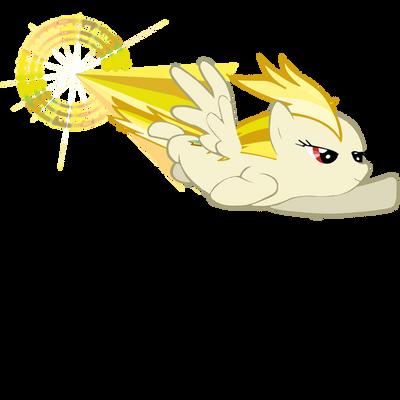 Super Sonic Rainboom By Snicket324