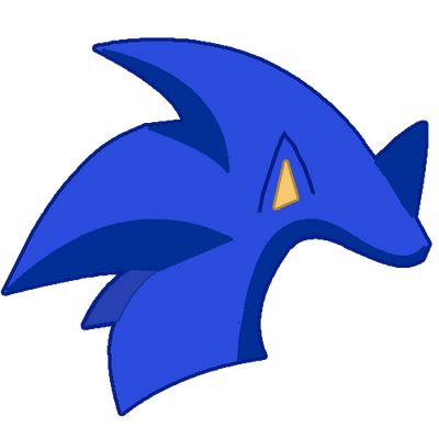 Sonic Hat Hair by Snicket324 on DeviantArt