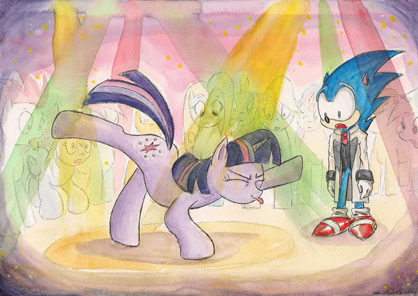 What An Peculiar Dance by Snicketbar