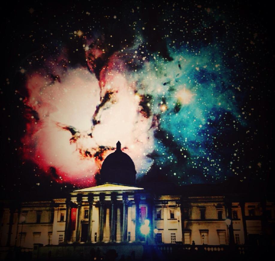Museum nebulae  by Thomaskellerman