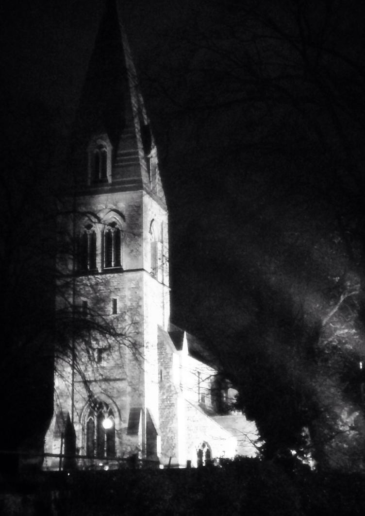 Dark church visions by Thomaskellerman