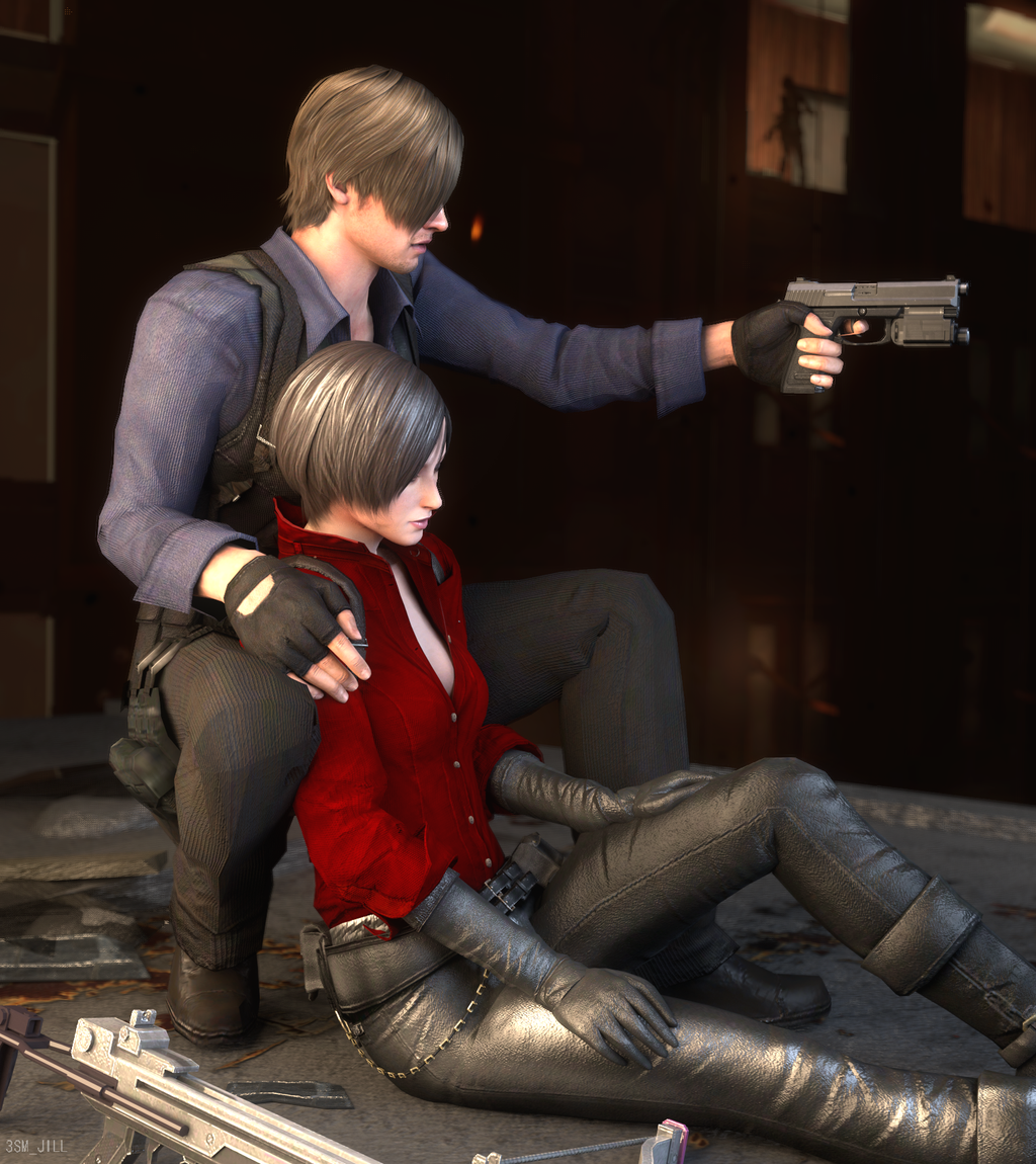resident evil 6 leon and ada relationship with god