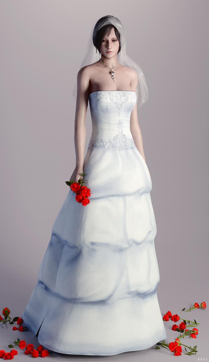 Ada Wedding dress by 3SMJILL