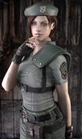 Jill Valentine 7