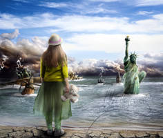 Climate Change by littlevillagewolf