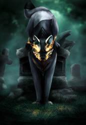 Meine Seele Brennt by littlevillagewolf