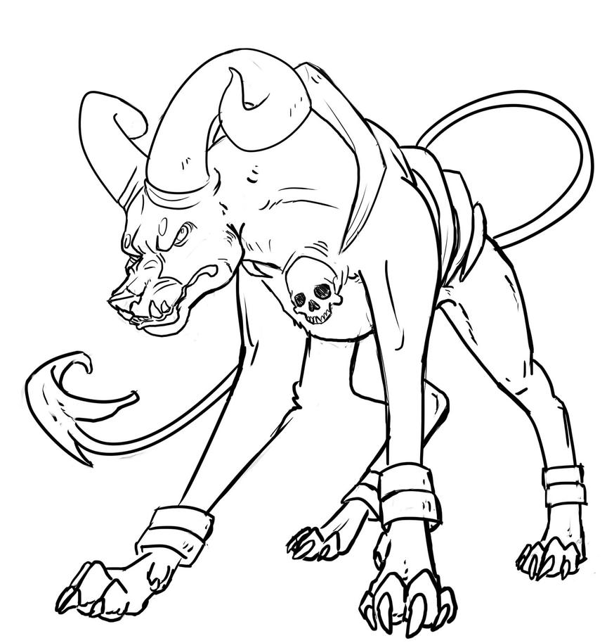 pokemon colouring pages meowth no by chewy meowth on deviantart