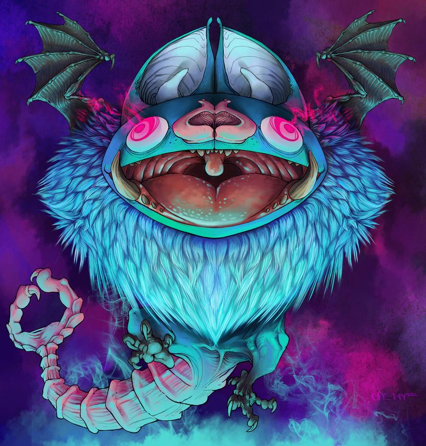 Swooooooooooobat by Chewy-Meowth