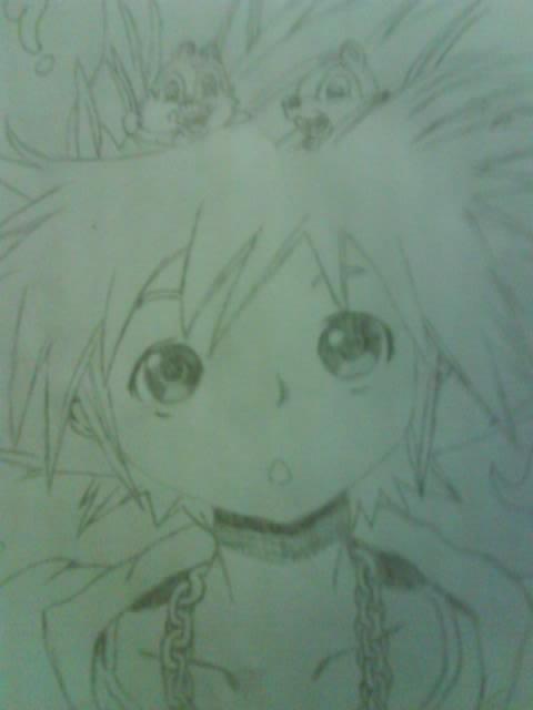 Sora - Kingdom Hearts by LiTtL3-aH-mA