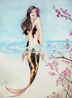 mermaid 3 by aquagurl83