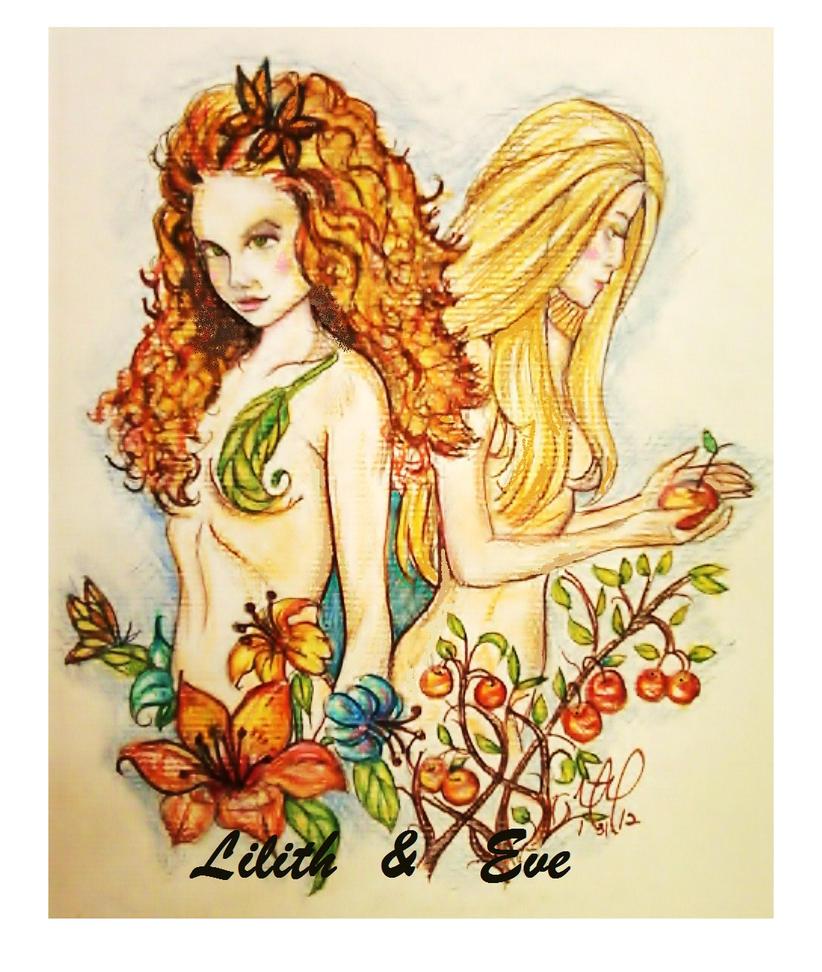 Cristão Confuso: Lilith: A primeira mulher criada não foi Eva
