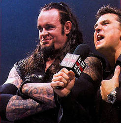 Undertaker and Shane by hopeless-romance45