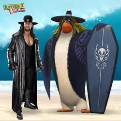 Undertaker the Penguin by hopeless-romance45