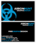deviantID - Business Cards