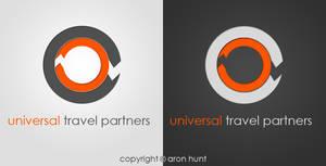 universal travel partners Logo