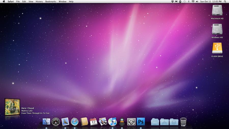 Mac desktop - фото 6