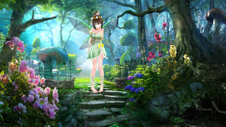 Fairy [MOTM Submission] by CurryKitten