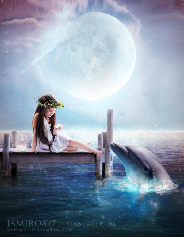 MOON NIGHT - Página 4 Where_the_dolphins_are_by_jamiro827-d3ge82t