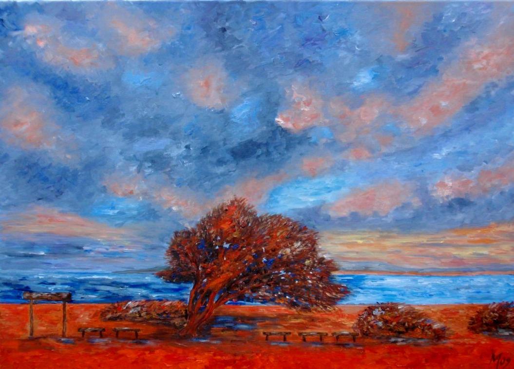Terra disiuncta  ..... by MC-blue