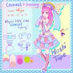 Miyu OC - Washi Tape