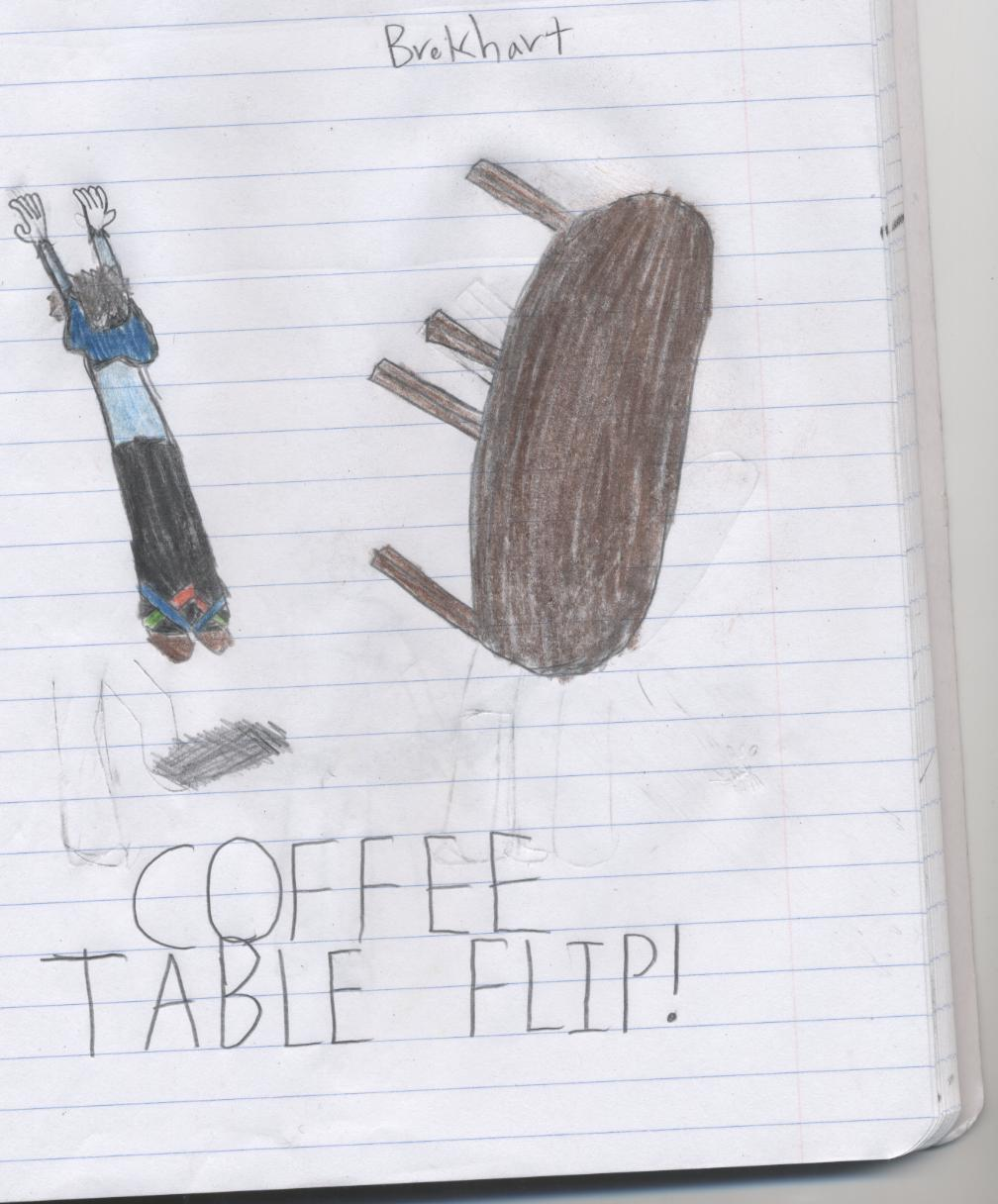 coffee table flip!!!brokhart on deviantart