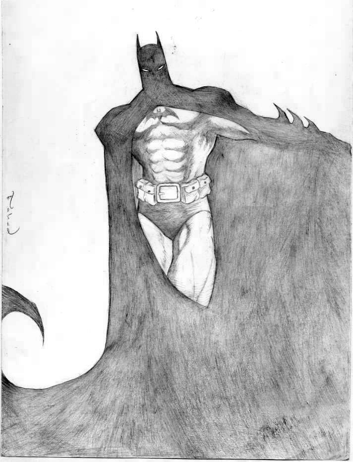 Batman: The Dark Knight by Fahad-Khan