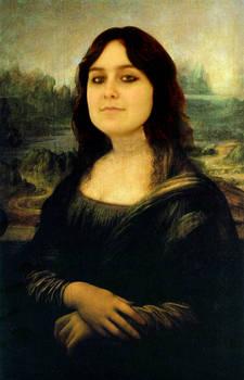 I'm Mona Lisa