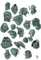 Hobgoblins by Anubish