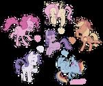 [P] horsies