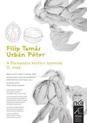 Poster for Tamas Filip and Peter Urban