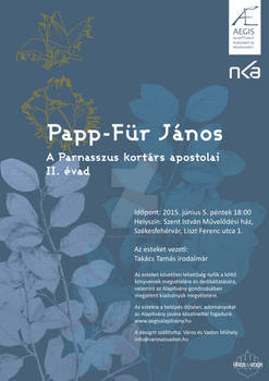 Poster for Janos Papp-Fur